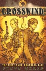 Crosswind (Sark Brothers #1) - Steve Rzasa
