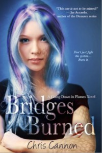 Bridges Burned (Entangled Teen) (Going Down in Flames) - Chris Cannon