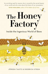 The Honey Factory: Inside the Ingenious World of Bees - Diedrich Steen, Jürgen Tautz