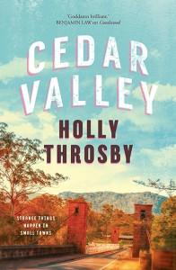 Cedar Valley - Holly Throsby