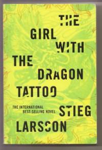 The Girl with the Dragon Tatoo -