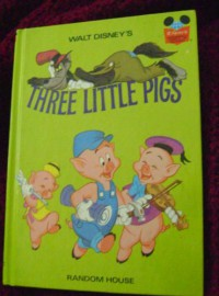 Three Little Pigs (Grolier Books) - Walt Disney Company