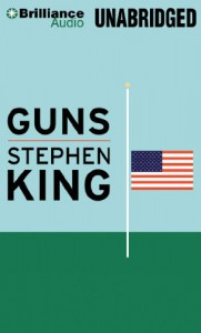 Guns (Audio Cd) - Christian Rummel, Stephen King