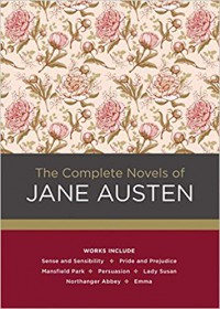 The Complete Novels of Jane Austen (Chartwell Classics) - Jane Austen