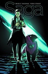 Saga #24 - Brian K. Vaughan