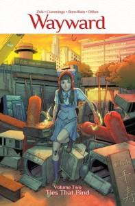 Wayward Volume 2: Ties That Bind (Wayward Tp) - Jim Zubkavich
