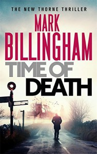 Time of Death - Mark Billingham