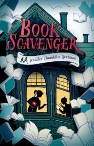 Book Scavenger - Jennifer Chambliss Bertman