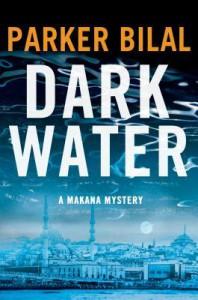 Dark Water (The Makana Mysteries) - Parker Bilal