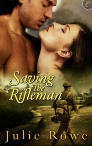 Saving the Rifleman - Julie Rowe