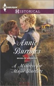 A Mistress for Major Bartlett - Annie Burrows