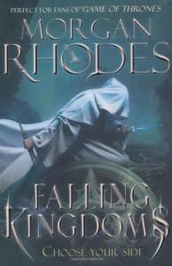 Falling Kingdoms  - Morgan Rhodes