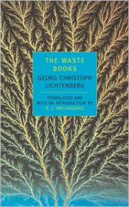 The Waste Books - Georg Christoph Lichtenberg,  R. J. Hollingdale (Translator)