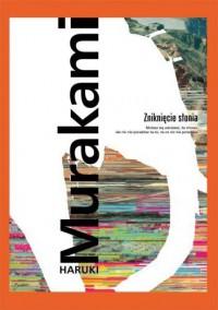 Zniknięcie słonia - Murakami Haruki