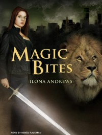 Magic Bites  - Renée Raudman, Ilona Andrews