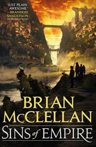 Sins of Empire - Brian  McClellan