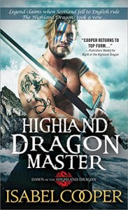 Highland Dragon Master - Isabel Cooper