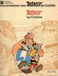 Asterix Op Corsica (Asterix-Dargaud, #20) - René Goscinny, Albert Uderzo
