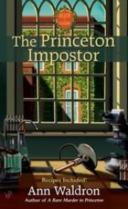 The Princeton Impostor - Ann Waldron