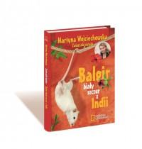 Balgir biały szczur z Indii - Martyna Wojciechowska