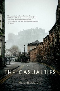The Casualties - Nick Holdstock
