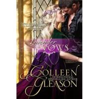 Lavender Vows (The Medieval Herb Garden, #1) - Colleen Gleason