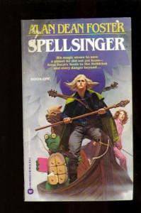 Spellsinger  - Alan Dean Foster