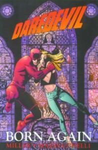 Daredevil Legends, Vol. 2: Born Again - Frank Miller, David Mazzucchelli