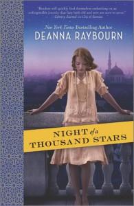 Night of a Thousand Stars - Deanna Raybourn