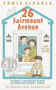 On My Way (26 Fairmount Avenue Series) - Tomie dePaola