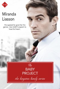 The Baby Project - Miranda Liasson