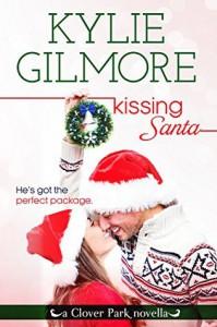 Kissing Santa - Kylie Gilmore