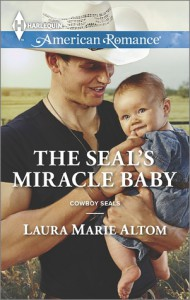 The SEAL's Miracle Baby - Laura Marie Altom