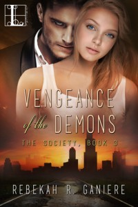 Vengeance of the Demons - Rebekah R. Ganiere