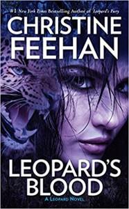 Leopard's Blood - Christine Feehan