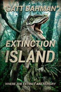 Extinction Island - Catt Dahman