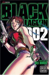 Black Lagoon, Volume 2 - Rei Hiroe