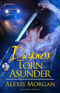 Darkness Torn Asunder (The Paladin) - Alexis Morgan