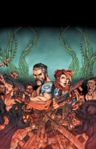 Resident Evil Vol. 1 - Ricardo Sanchez, Kevin Sharpe
