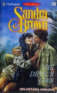 Belantara Asmara / The Devil's Own - Sandra Brown