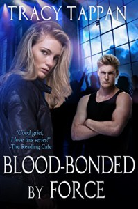 Blood-Bonded by Force (The Community Series Book 3) - Tracy Tappan