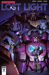 Transformers: Lost Light #17 - James Roberts, Jack Lawrence