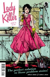 Lady Killer - Jamie S. Rich, Joëlle Jones