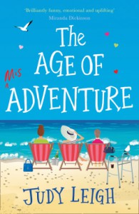 The Age of Misadventure - Judy Leigh