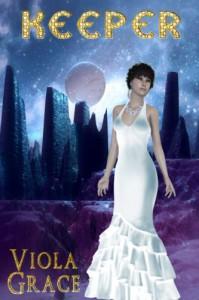 Keeper (Terran Times Second Wave Book 4) - Viola Grace