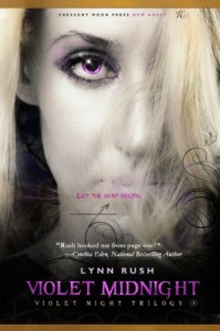 Violet Midnight - Lynn Rush