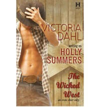 The Wicked West - Victoria Dahl