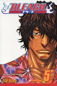 Bleach, Vol. 05: Right Arm of the Giant - Tite Kubo