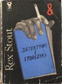 Detektywi i storczyki - Rex Stout,  Tadeusz Jan Dehnel