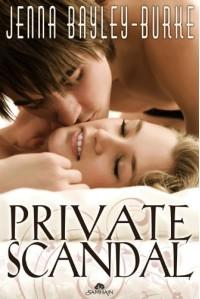 Private Scandal - Jenna Bayley-Burke